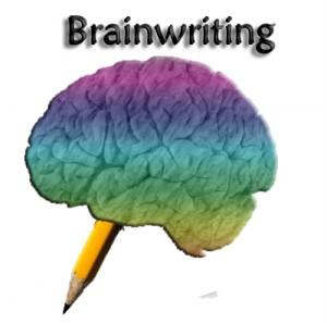 brain writing adalah dan